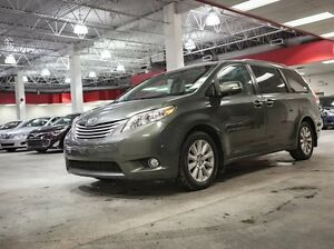 2013 Toyota Sienna Limited / XLE, AWD, 3M Hood, Remote Starter,