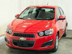 2014 Chevrolet Sonic LT Sedan w/ Automatic transmission, Bluetoo