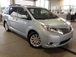 2015 Toyota Sienna Limited 7 Passenger 4dr All-wheel Drive Passe