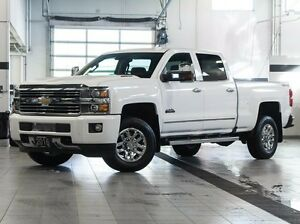 2016 Chevrolet Silverado 3500HD High Country 4x4 Crew Cab