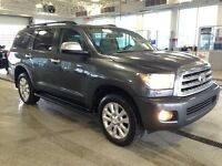 2011 Toyota Sequoia Platinum 4x4 - Only 69km! Fully Loaded, Leat