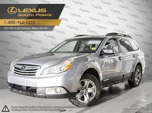 2012 Subaru Outback 3.6R Limited Package All-wheel Drive (AWD)