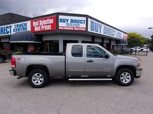 2007 GMC Sierra 1500 All-New SLE 4x4 Extended Cab 6.6 ft. box 14