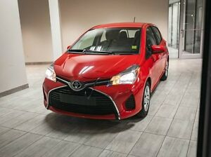 2015 Toyota Yaris LE, Hatchback, Touch Screen, Bluetooth, AUX/US Edmonton Edmonton Area image 4