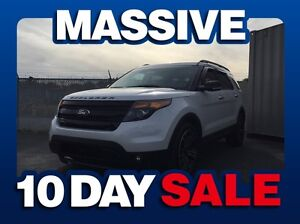 2014 Ford Explorer SPORT ( MASSIVE 10 DAY SALE! )