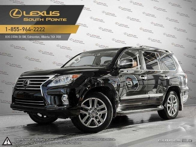 Edmonton Area Cars For Sale Buy Used Autos Kijiji Html: 2015 Lexus LX 570 Executive Package