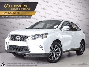 2015 Lexus RX 350 F Sport All-wheel Drive (AWD)