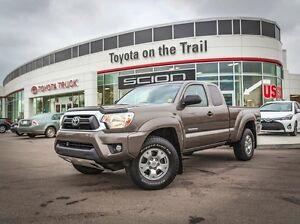 2012 Toyota Tacoma TRD Off Road, Tri Fold Tonneau, Back Up Camer