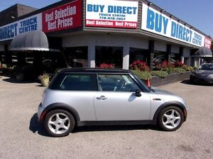 2005 Mini Cooper Base 2dr Hatchback