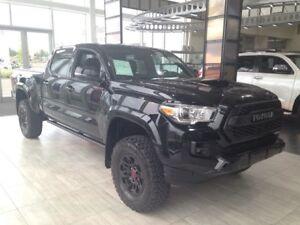 2017 Toyota Tacoma TRD Sport Upgrade, Tonneau Cover, Gateway Ext
