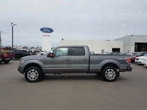 2013 Ford F-150 HEATED COOLED SEATS, SUNROOF, MYFORDTOUCH