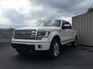 2014 Ford F-150 Platinum  /*** M.E.S. WAS $49950 NOW $44950.00