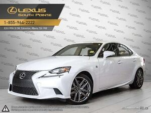 2015 Lexus IS 350 F Sport series 1
