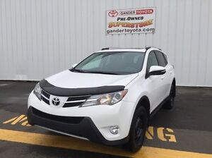 2013 Toyota Rav4 AWD XLE - with 4 year/100,000 km Extended Warra