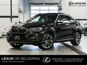 2015 BMW X6 AWD xDrive35i