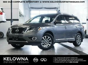 2016 Nissan Pathfinder SL All-wheel Drive with Premium Tech Pack