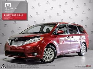 2011 Toyota Sienna Limited 7 Passenger All-wheel Drive (AWD)