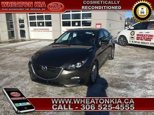 2014 Mazda Mazda3 One owner, accident free, PST Paid.