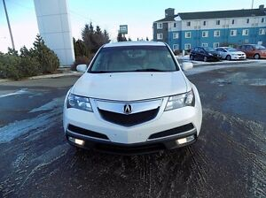 2011 Acura MDX Technology Package 4dr All-wheel Drive