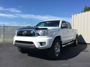 2013 Toyota Tacoma LIMITED  Y.E.S WAS $35,950 NOW $32,977