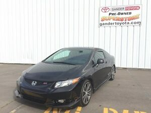 2012 Honda Civic Si 2dr FWD Manual