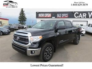 2015 Toyota Tundra SR5 5.7L V8 W/BLUETOOTH, BACK-UP CAM, SUNROOF Edmonton Edmonton Area image 3