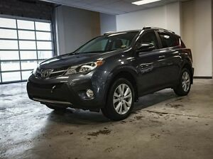 2013 Toyota Rav4 Limited Technology Package, AWD, Remote Starter