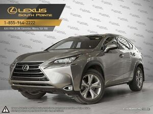 2015 Lexus NX 200T Executive package All-wheel Drive (AWD)