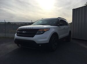 2014 Ford Explorer SPORT Y.E.S WAS $37,950 NOW $36,477