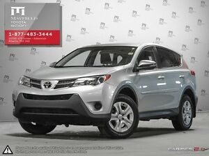 2014 Toyota Rav4 LE All-wheel Drive (AWD)