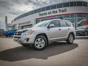 2012 Toyota Rav4 4WD, Roof Rack, Bluetooth, Power Windows, Power Edmonton Edmonton Area image 1
