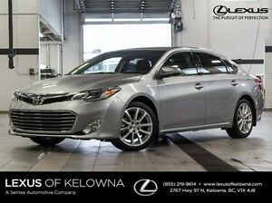 2015 Toyota Avalon FWD Limited with Premium Package