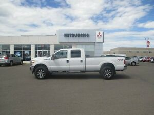 2014 Ford F-350 XLT 4x4 SD Crew Cab 8 ft. box 172 in. WB SRW