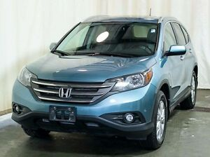 2014 Honda CR-V Touring AWD w/ Navigation, Leather, Sunroof