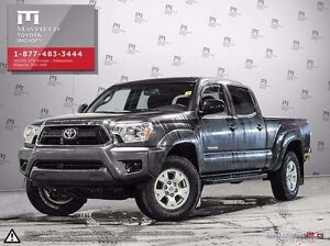 2014 Toyota Tacoma Double Cab SR5 power package 4x4