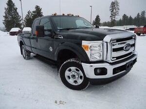 2012 Ford F-250 XLT 4x4 SD Super Cab 8 ft. box 158 in. WB