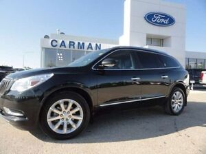 2015 Buick Enclave Premium Leather Sunroof Bose Sound DVD