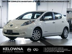 2013 Nissan Leaf S Electric w/Quick Charge Package
