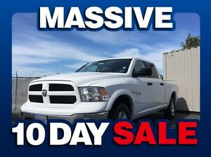 2015 Ram 1500 SLT ( MASSIVE 10 DAY SALE! )