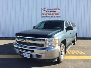 2012 Chevrolet Silverado 1500 1500 LS 4WD Ext Cab 143.5