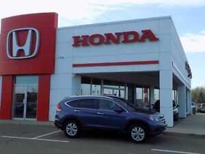2014 Honda CR-V Touring 4dr All-wheel Drive