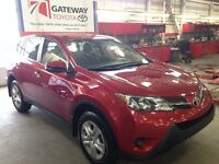 2015 Toyota Rav4 LE AWD - Only 20km! Bluetooth, Cruise, Pwr L/M/