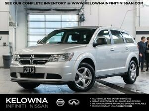 2013 Dodge Journey 7 Passenger FWD
