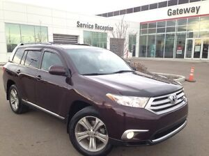 2011 Toyota Highlander SPORT AWD, Leather, Heated Seats, Power H