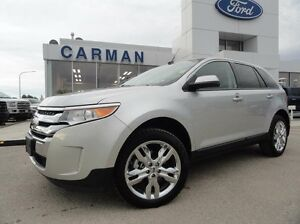 """2014 Ford Edge SEL Leather Back-up Camera 20\"""" Wheels"""