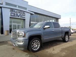 2016 GMC Sierra 1500 Denali - 4x4! Leather, Sunroof, Navigation