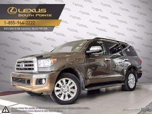 2011 Toyota Sequoia Platinum 5.7L V8