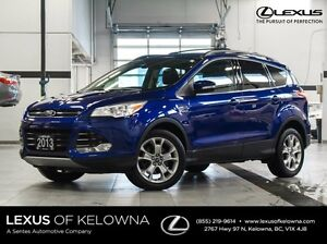 2013 Ford Escape AWD SEL with Navigation