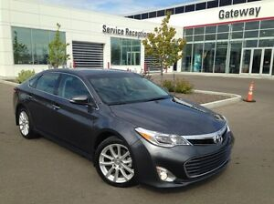 2013 Toyota Avalon XLE - Only 38K! Leather Heated Seats, Nav