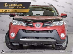 2015 Toyota Rav4 XLE Standard package All-wheel Drive